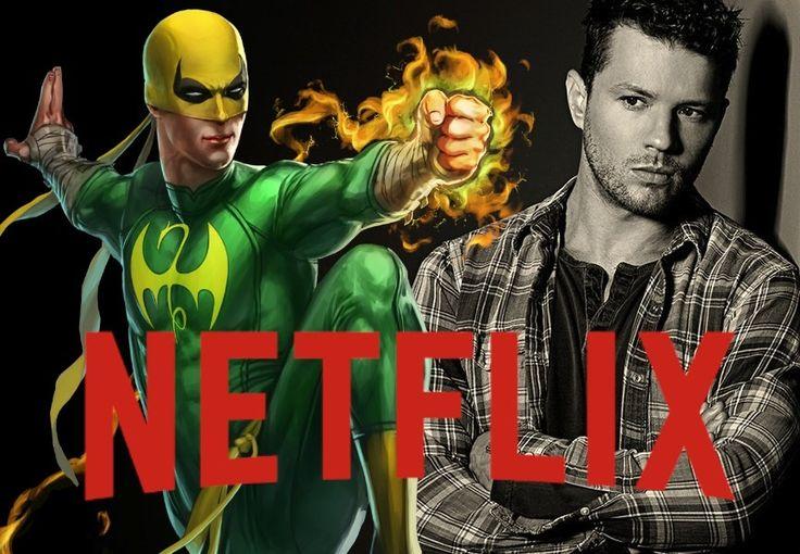 Iron Fist: il primo trailer e poster  della serie tv Marvel-Netflix !