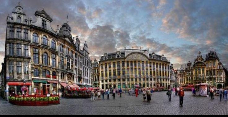 Brussels | Bruxelles | Brussel, une ville parmis plusieurs visité en belgique en 2010 avec l'ebabx en 1 semaine