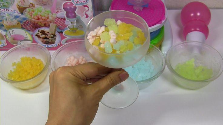 Japanese Dippin Dots Maker~ ジュースでかんたん!つぶつぶアイスjapanesestuffchannel