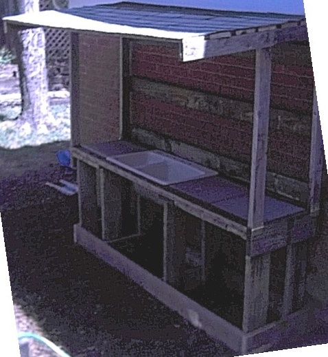 Used Outdoor Kitchens For Sale: 1000+ Images About Outdoor Sinks On Pinterest