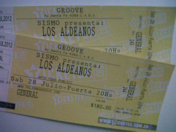 Los Aldeanos Argentina