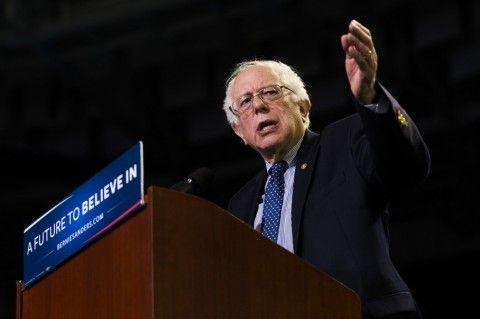 Sanders leads big in West Virginia poll - The Washington Post