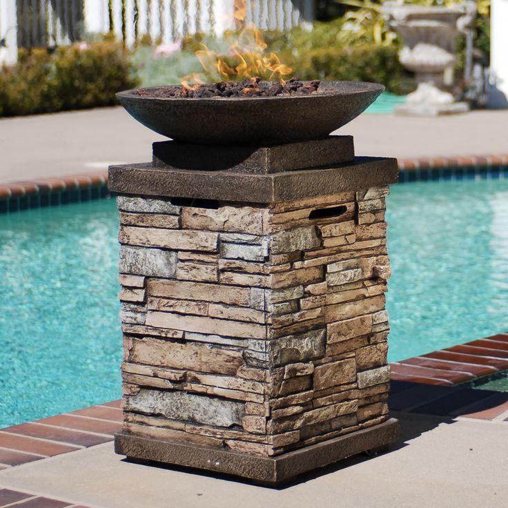 1000 Ideas About Backyard Fire Pits On Pinterest: 1000+ Ideas About Outdoor Fireplace Patio On Pinterest