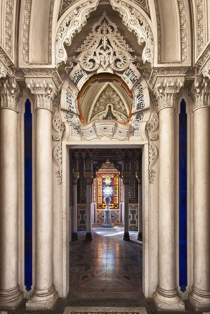 https://flic.kr/p/eL2ifi | i colori di Sammezzano | interni del castello di Sammezzano (HDR da 5 pose)