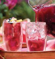 Organic Wild Berry Iced Tea  www.thebestyouequalssuccess.com