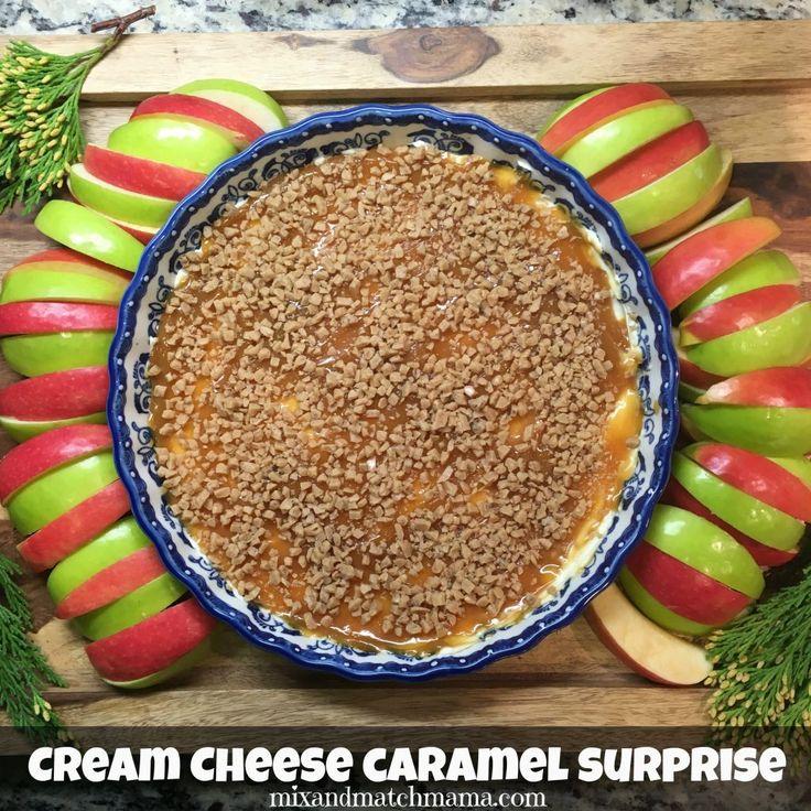 Cream Cheese Caramel Surprise
