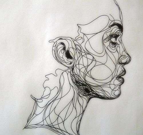 Contour Line Drawing Xbox One : Best images about art on pinterest pencil drawings