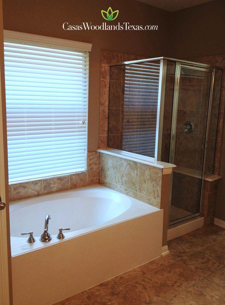 Ba o de lujo con jacuzzi ba os interiores casas 7 for Bano con jacuzzi y ducha planos