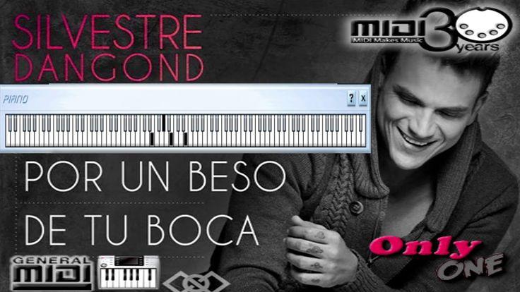 Por Un Beso de Tu Boca - Silvestre Dangond - Midi File (OnlyOne)