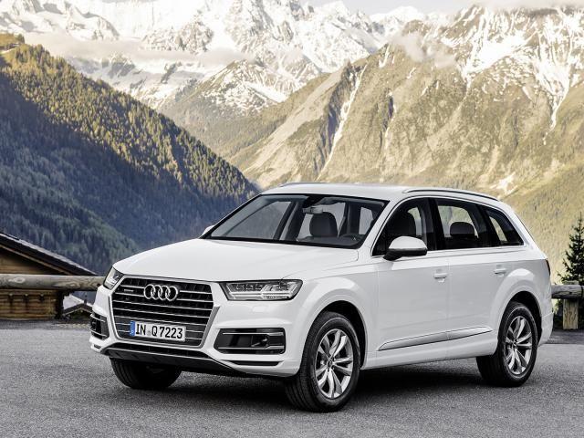 Audi Q7 In 2020 Audi Q7 Audi Audi Q7 Price
