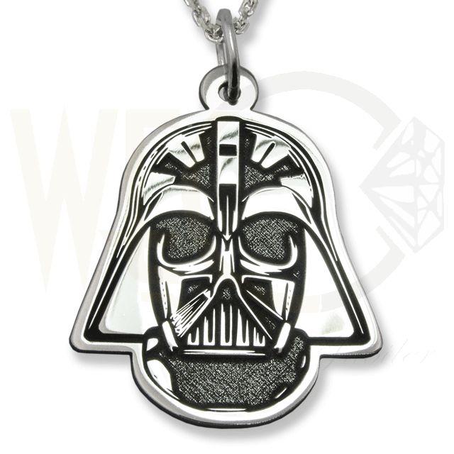 Wisiorek srebrny kosmiczny dowódca./ 81,00 PLN/Silver pendant cosmic commander.