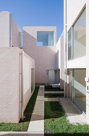 Seijo Apartments. Seijima. Fhotography Iwan Baan.