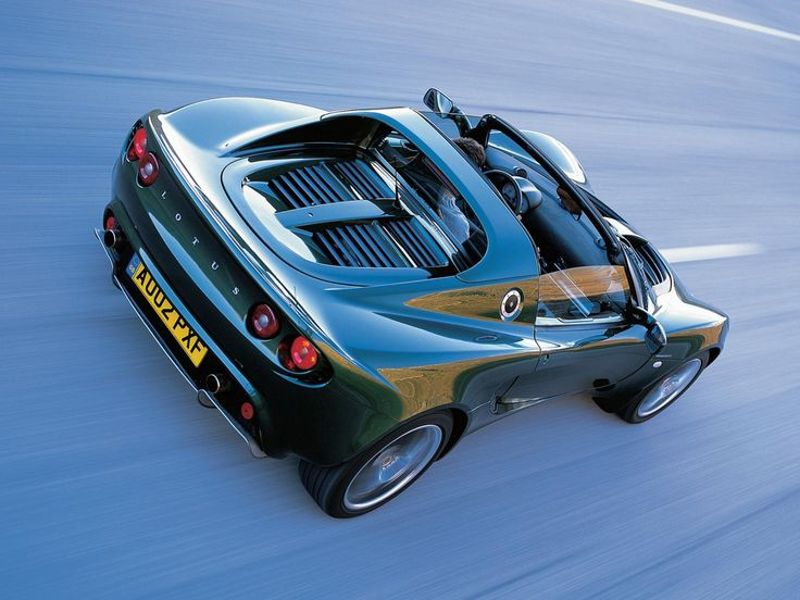 Lotus Elise 111S - DBK - days before kids!