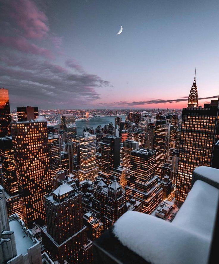 new york city lights | Tumblr