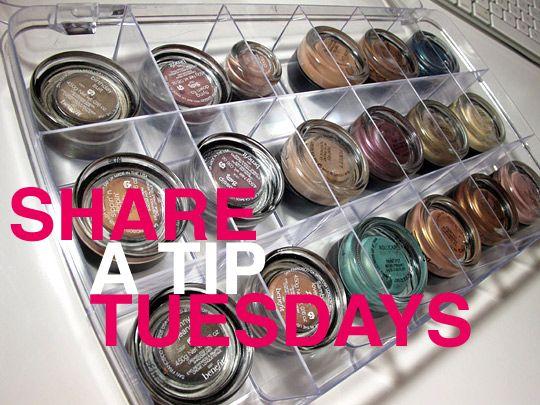 Makeup Organization Ideas. See More. Makeup Storage