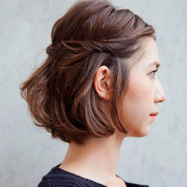 cabelo penteado hairdo