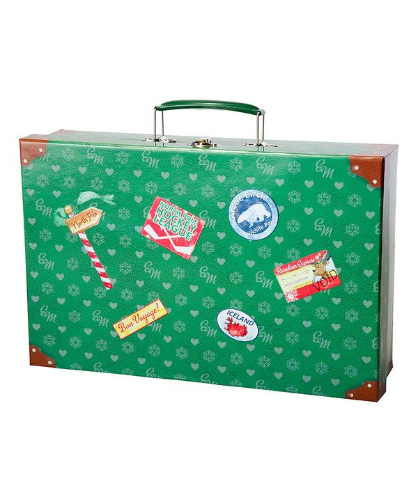 Look At This Elf Magic Home Away From Home Suitcase On