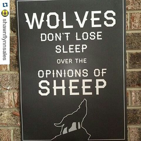 #Repost @shawnflynnsales with @repostapp  Don't be that person that looses sleep because it's not worth it.