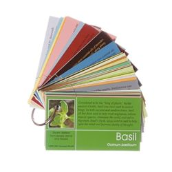 Quickly find common uses for many of your doTERRA oils and blends with this fun set of cards on a ring. Each set contains 43 beautiful full-color cards with information on each oil or blend. This is a perfect way to quickly and professionally show others more about the oils.