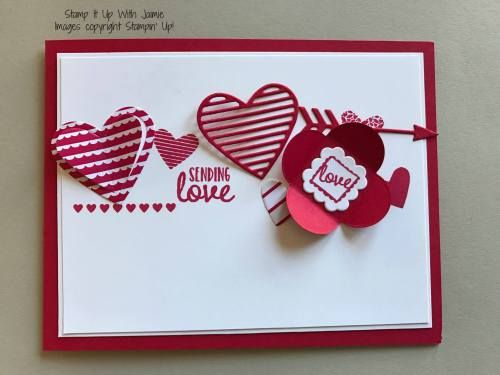 Fourteen Stampin' Up! Projects by Amy's Inkin' Krew Featured Stampers