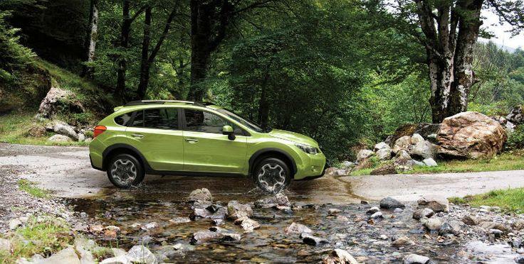 Subaru XV 2015 стал дешевле после обновления