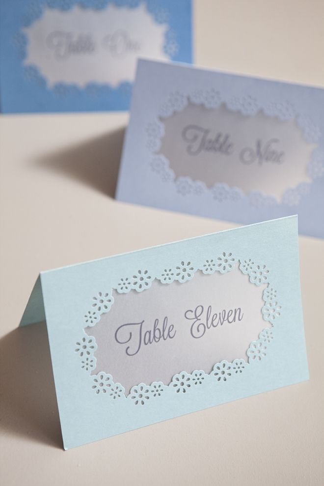 DIY instructions from Something Turquoise for hand-punched table number cards with the brand new Frame Border Punch from #marthastewartcraftsWedding Tables, Border Punch, Diy Instructions, Cards Scrapbook, Hands Punch Tables, Wedding Table Numbers, Tables Numbers, Blue Tables, Crafts Diy