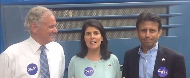 GOP Governors Haley (SC) & Jindal (LA) On The Importance Of Voting In This Election #GOTV | RedState