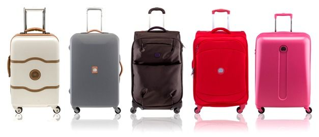 Learn the 7 steps for a perfectly packed suitcase with these tips from luggage experts, Delsey and find out if their bags are TFG approved.
