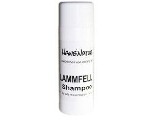 Lammfellshampoo von Hans Natur exklusiv, Natürliches Lammfellshampoo (200 ml) - Schonendes und umweltfreundliches Lammfellshampoo von Hans Natur exklusiv