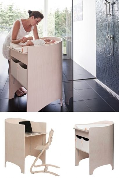55 best images about cambiadores de bebes on pinterest piccolo bebe and change tables - Mueble cambiador ikea ...