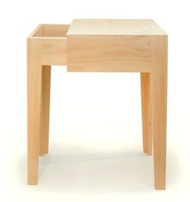 Side Table Simple Series 30 Tall X 12 25 X 20 To 30 Long