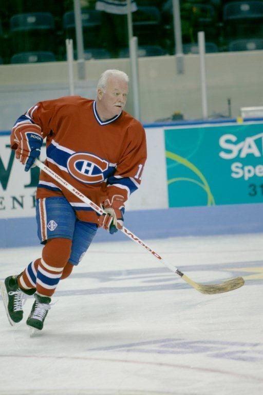 Montreal Canadiens alumni Yvon Lambert (via Canadian Tire)