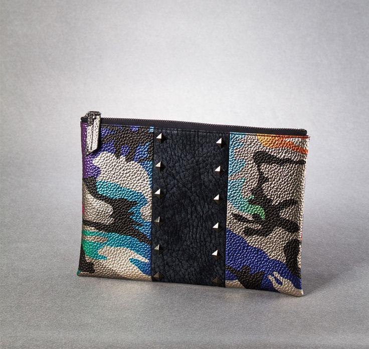 Wild camou clutch cool ipad case