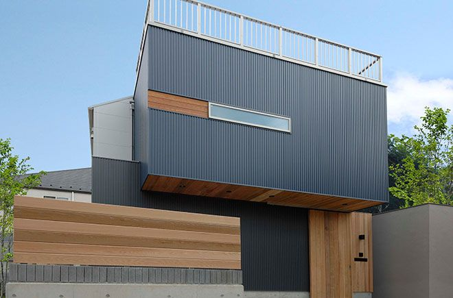 Lixilグループの外壁 外装メーカーの旭トステム外装株式会社 家 外観 家 マイホーム