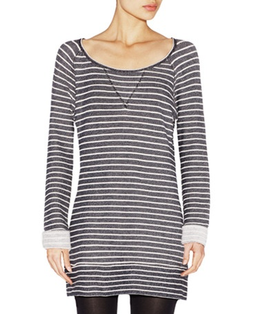The Arden Pullover by Stylemint.com $59.98: Comfy Stripes, Style, Outfit, Dresses, Long Shirts, Stripes Shirts, Fall Fashion, Casual Stripes, Arden Pullover