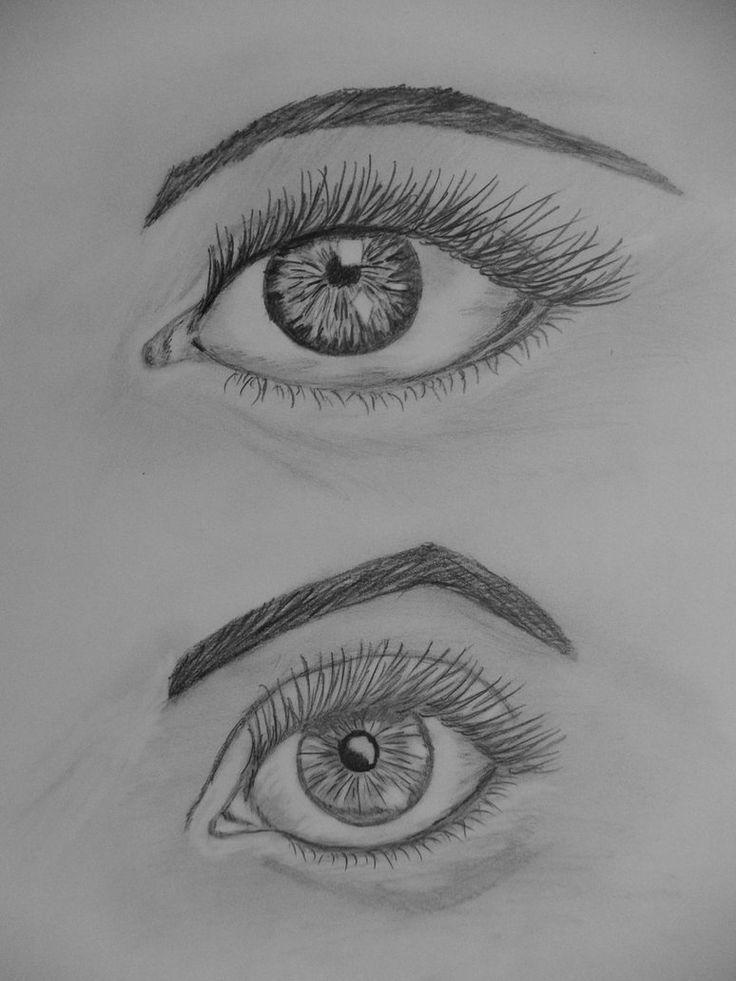 eye study (2) by 8manu on DeviantArt