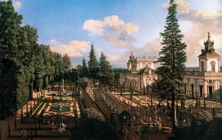 Bellotto Wilanów Palace - Wilanów Palace - Wikipedia, the free encyclopedia