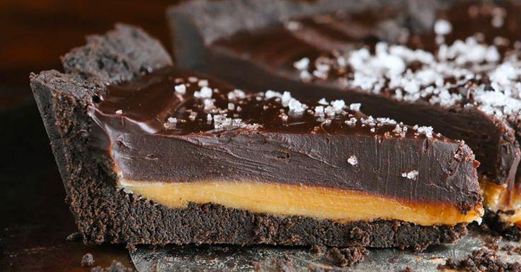 Oppskrift: Verdens beste sjokoladekake - Carolines Verden