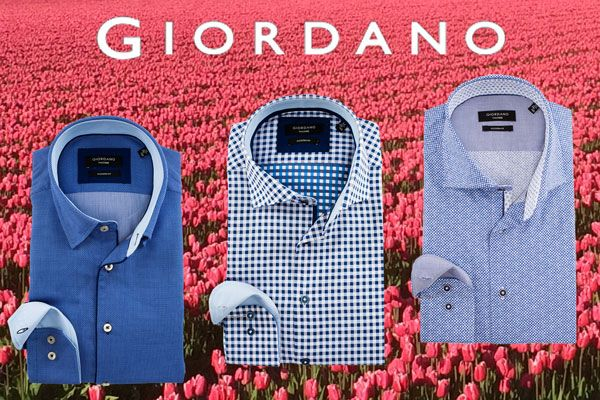 Met blauwe #overhemden van #Giordano kun je volop combineren. Zowel zakelijk als casual: blauw kan altijd! https://www.shirtsupplier.nl/nl/zoeken/giordano+blauw #fashion