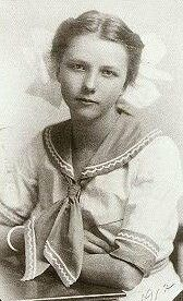 Ruth Becker was 12 years old in 1912 when she and her family travelled on the Titanic. After the sinking, she survived in Lifeboat #11.