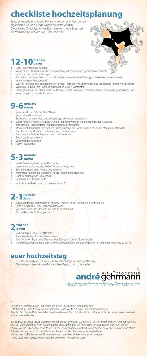 Lista de verificación de la boda 12 meses antes de que sea un gran desafío emocional