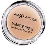 Max Factor Miracle Touch Liquid Illusion Foundation was rated 4.0 out of 5 by makeupalley.com's members.  Read 33 consumer reviews. ,reviewer age 25-29 - 81% would buy again