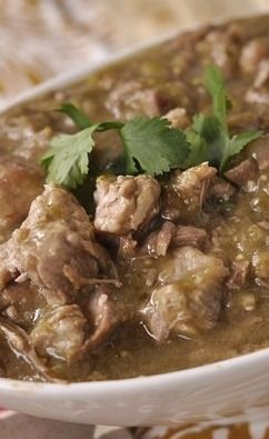 Slow Cooker Pork Chili Verde | Recipe - Click the image to view #delicious pork recipes
