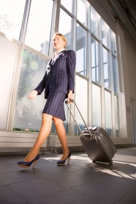 The Mom Writes | Business Travel Tips for the Work-from-Home Mom