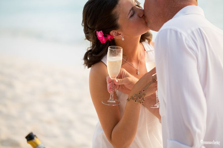 A Wedding in the Caribbean – Marie and Lee
