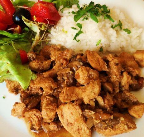 Kurczak pięciu smaków http://fantazjesmaku.weebly.com/kurczak-pi281ciu-smakoacutew.html