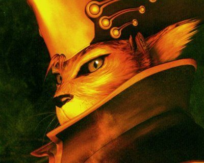 Lynx...from Chrono Cross...favorite character from any fiction..