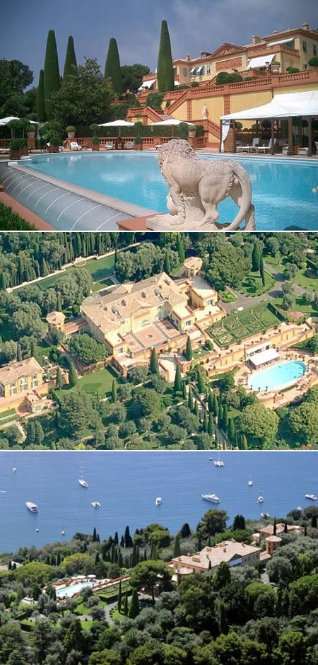 Villa Leopolda, France – The mansion that caused a man to lose a 75 million deposit