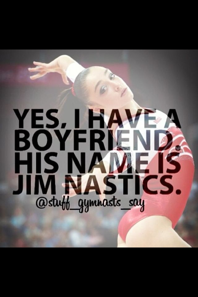 true for gymnasts across the world