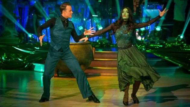 Kevin Clifton Strictly 2014 week 7 interview